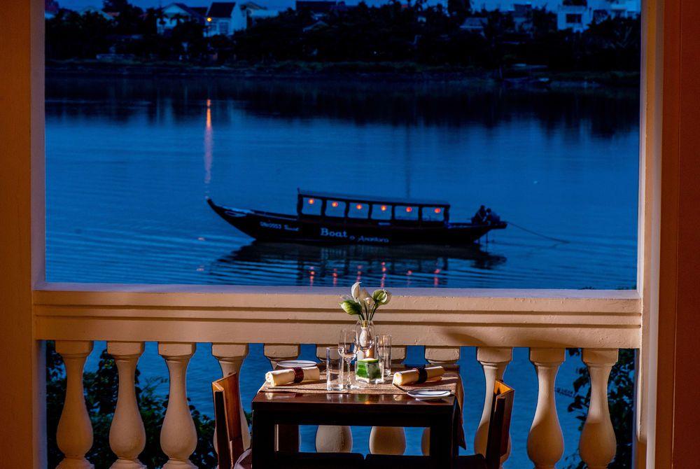 Lanterns Riverside Dining, Anantara Hoi An
