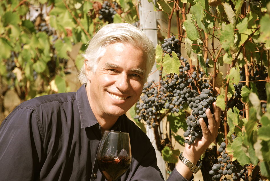 Lawrence d'Almeida, Silversea'a expert Wine Ambassador