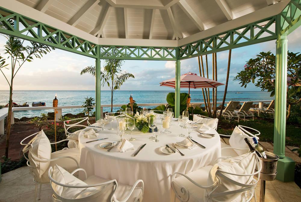 Lazybones Pavilion, Cobblers Cove, Barbados