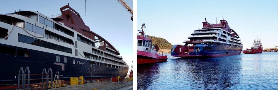 Le Lapérouse Ponant Cruises
