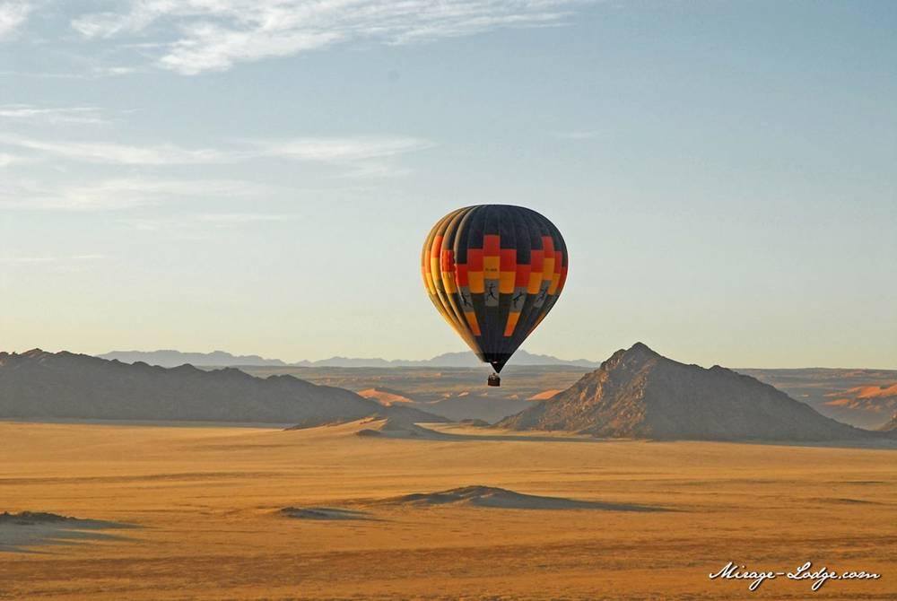 Le Mirage Desert Lodge & Spa, Sossusvlei, Namibia