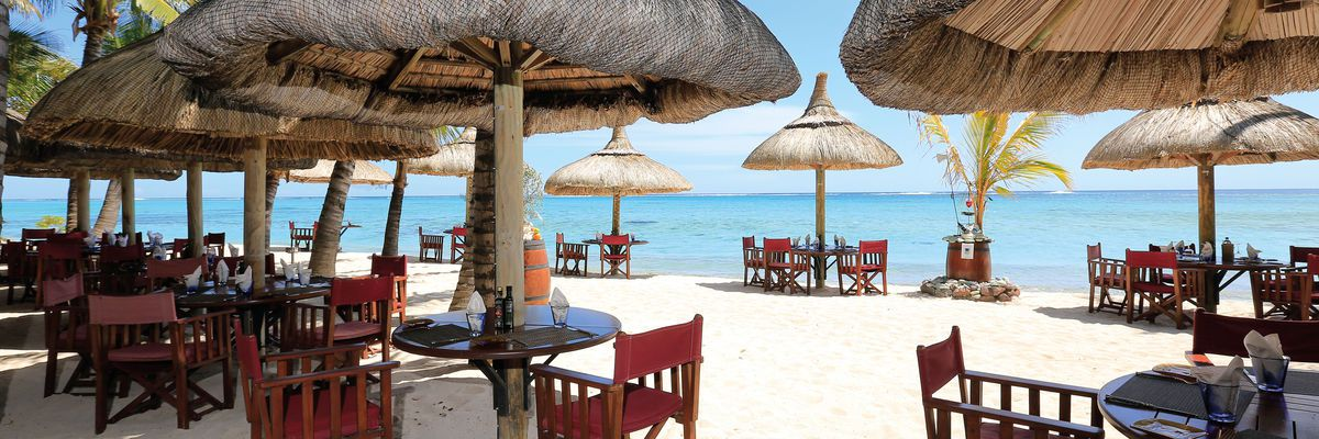 Le Morne Plage, Dinarobin Hotel Golf & Spa, Mauritius