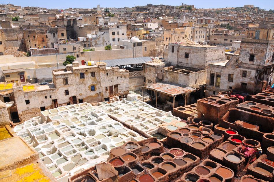 Medina, Fez, Morocco