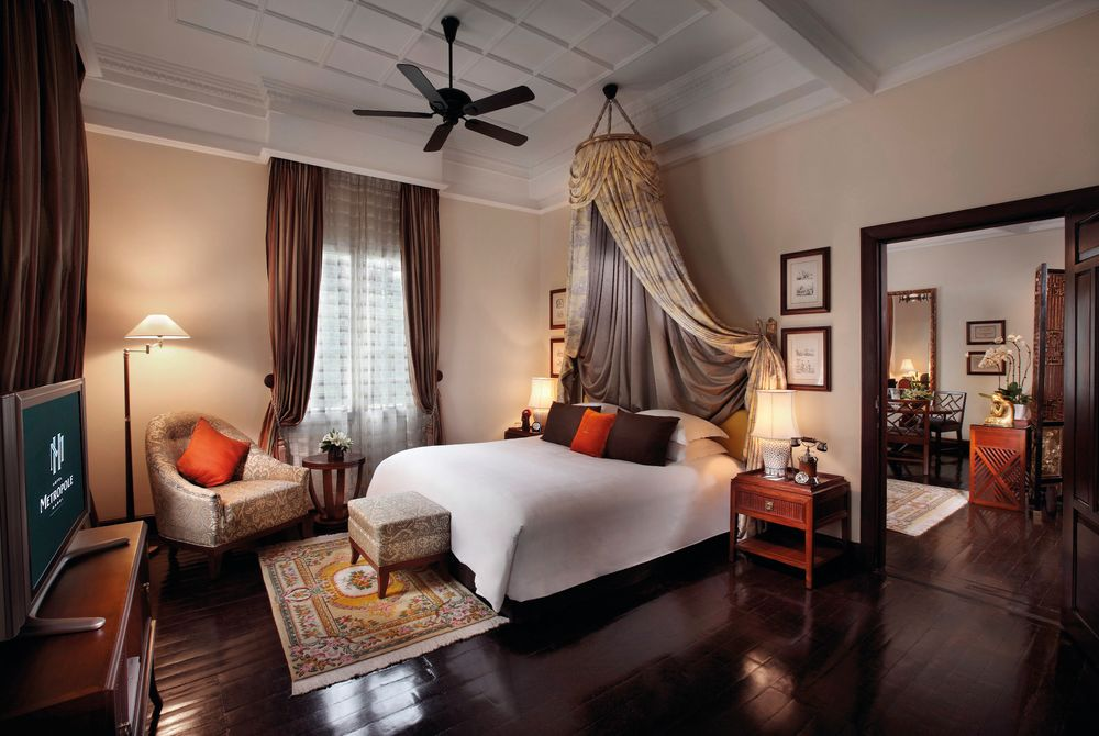 Legendary Suite Graham Greene, Sofitel Legend Metropole Hanoi, Vietnam