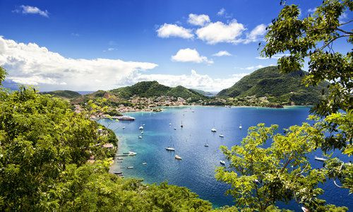 Les Saintes Islands, Guadeloupe