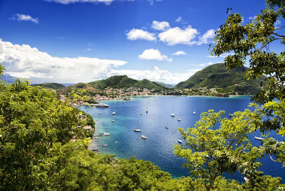 Les Saintes Islands, Guadeloupe
