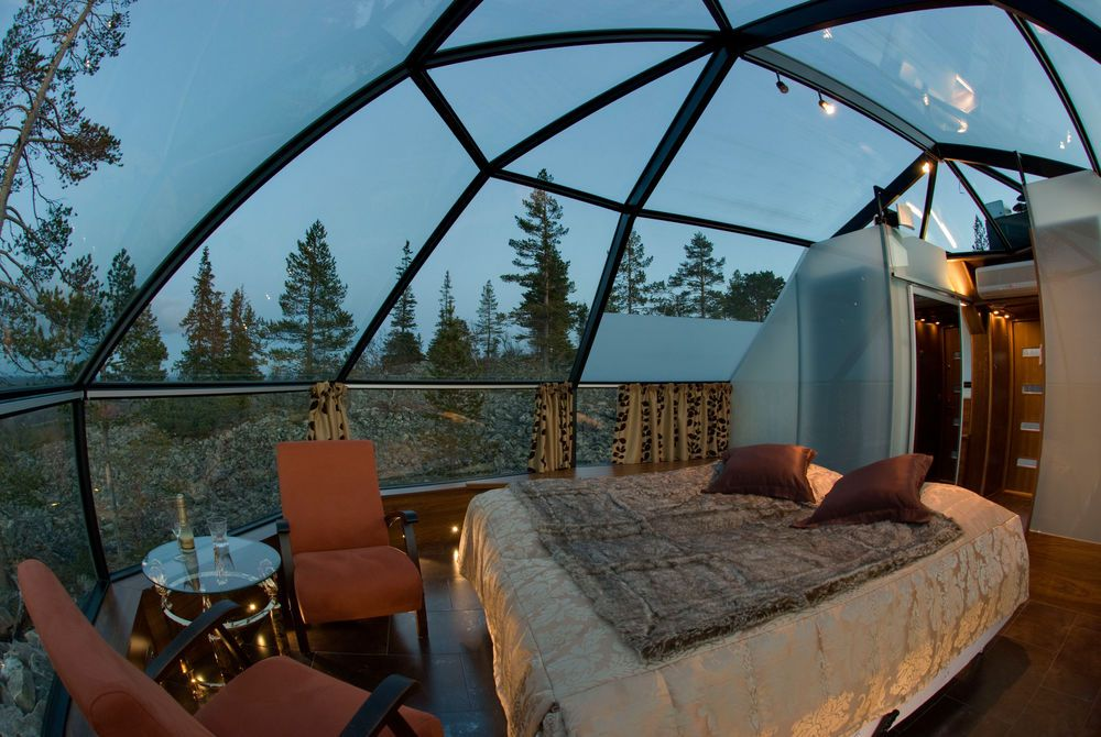 glass igloos northern lights holidays 2018 2019 luxury tailor made with wexas travel. Black Bedroom Furniture Sets. Home Design Ideas