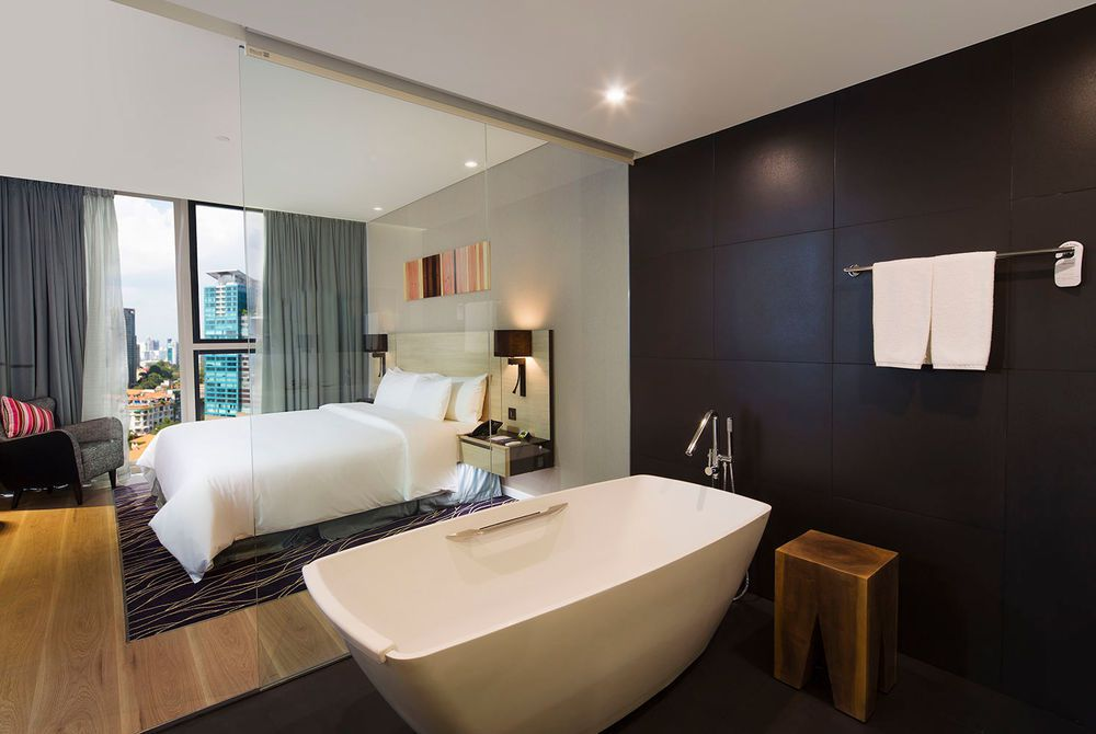 Liberty Central Suite Room, Park Hyatt Saigon