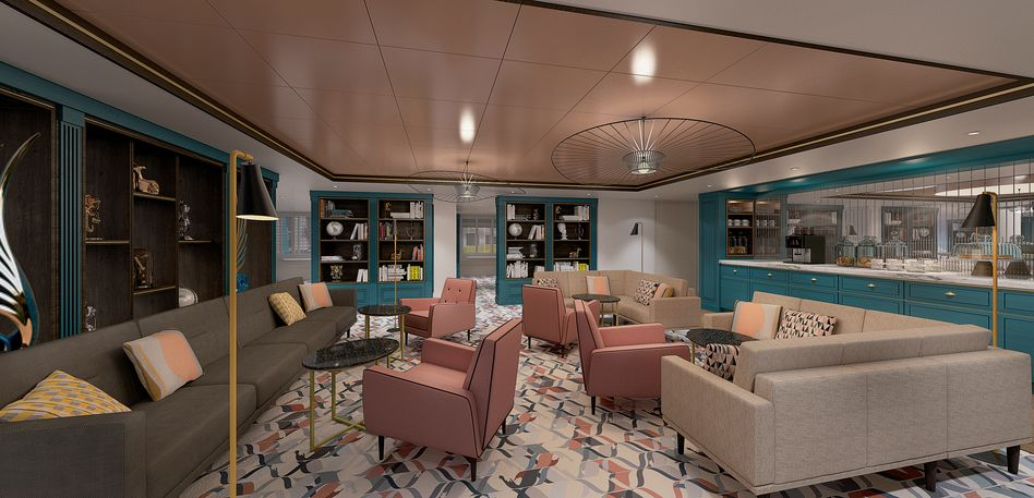 The Library on Spirit of Discovery