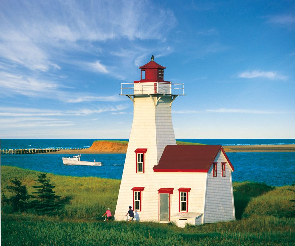 Lighthouse Prince Edward Island