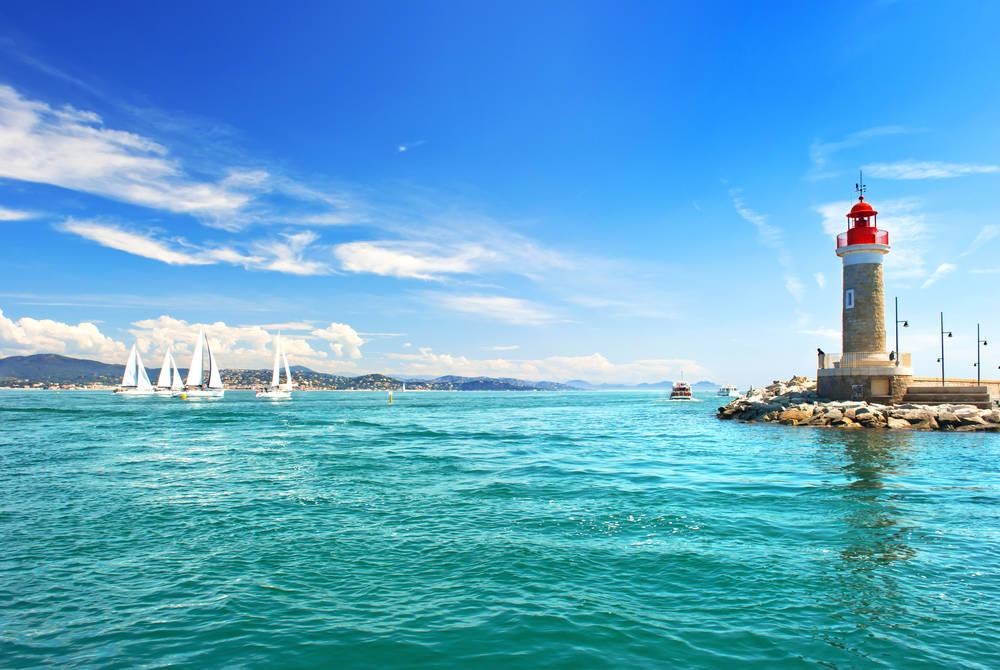 St. Tropez, Cote d' Azur, France