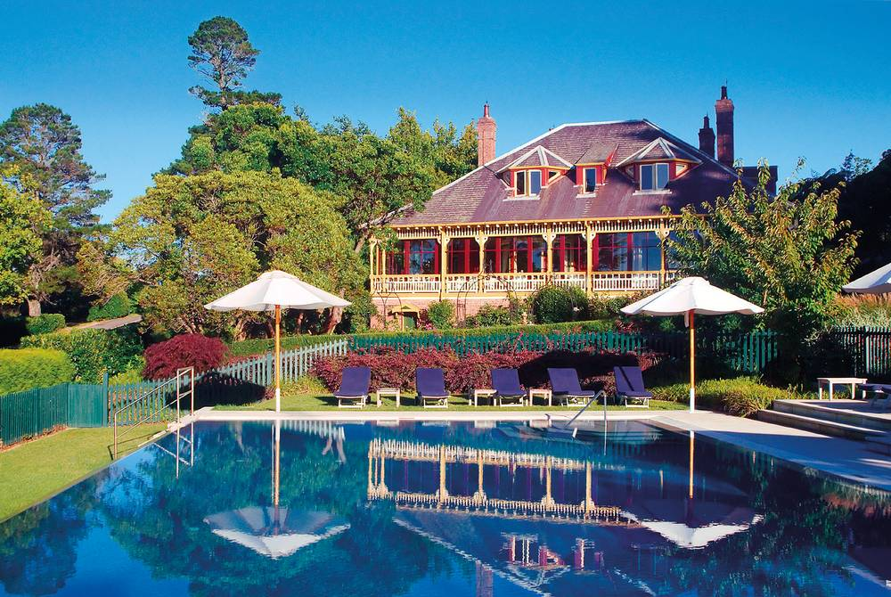 Lilianfels Resort & Spa