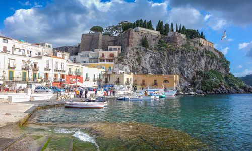 Lipari Island, Aeolian Islands, Sicily