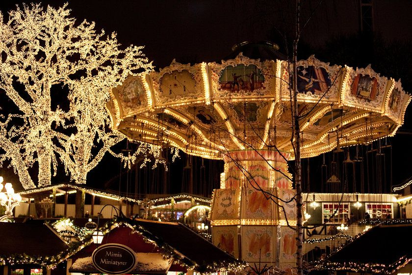 Liseberg, Gothenburg Christmas Market