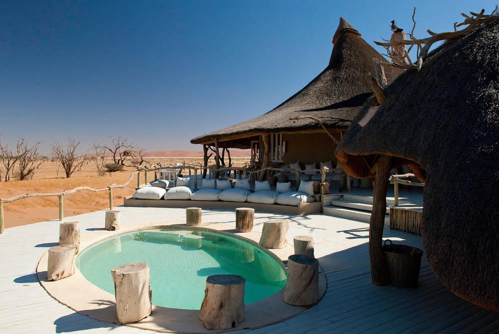 Little Kulala, Sossusvlei, Namibia