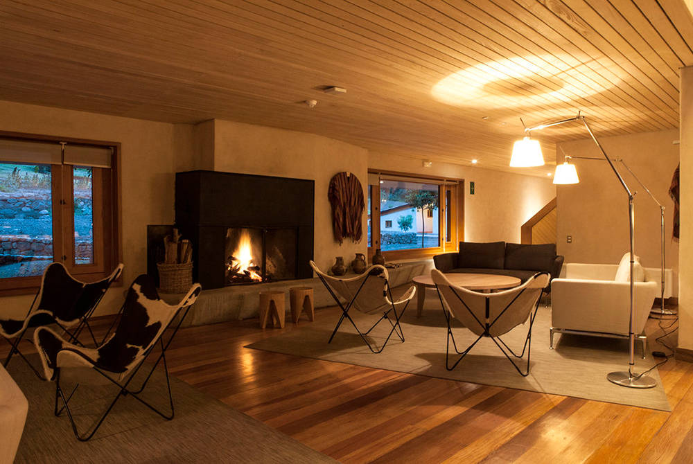 Living Room, Explora Valle Sagrado, Peru