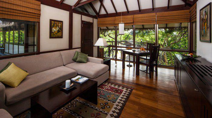 Living Space, Ulagalla Villa, Ulagalla by Uga, Anuradhapura