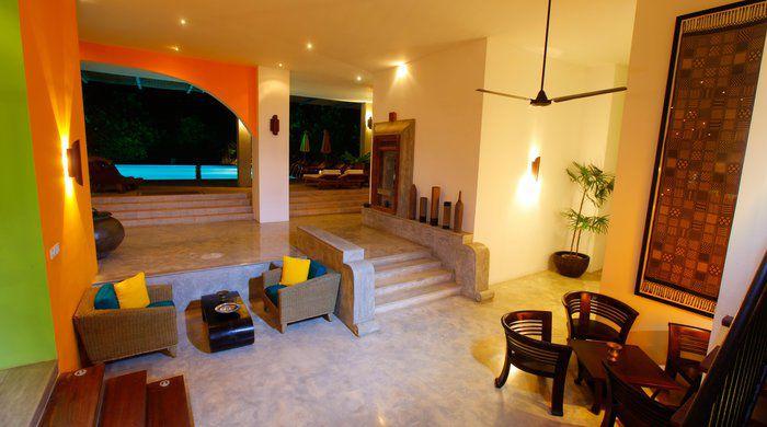 Lobby, Aditya Resort, Galle