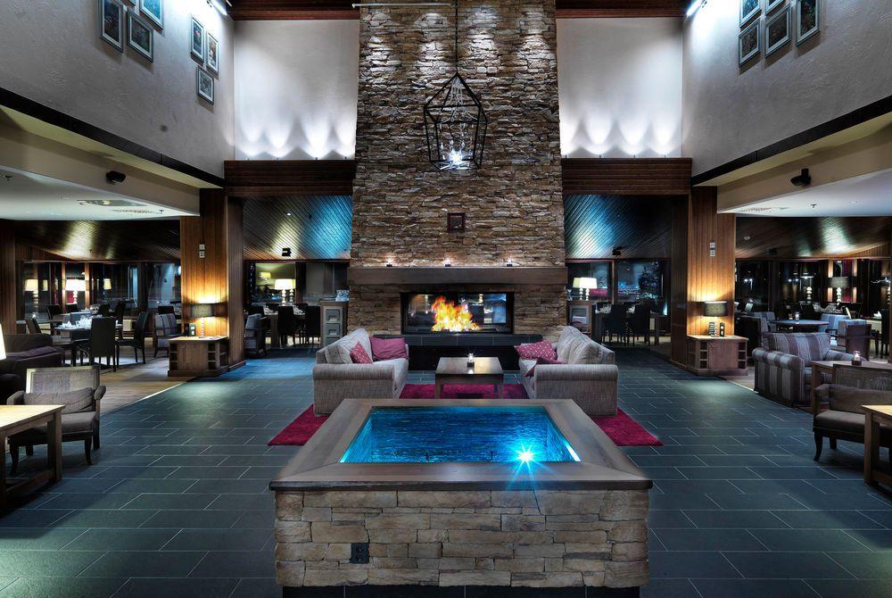 Lobby, Hotel Tunturi
