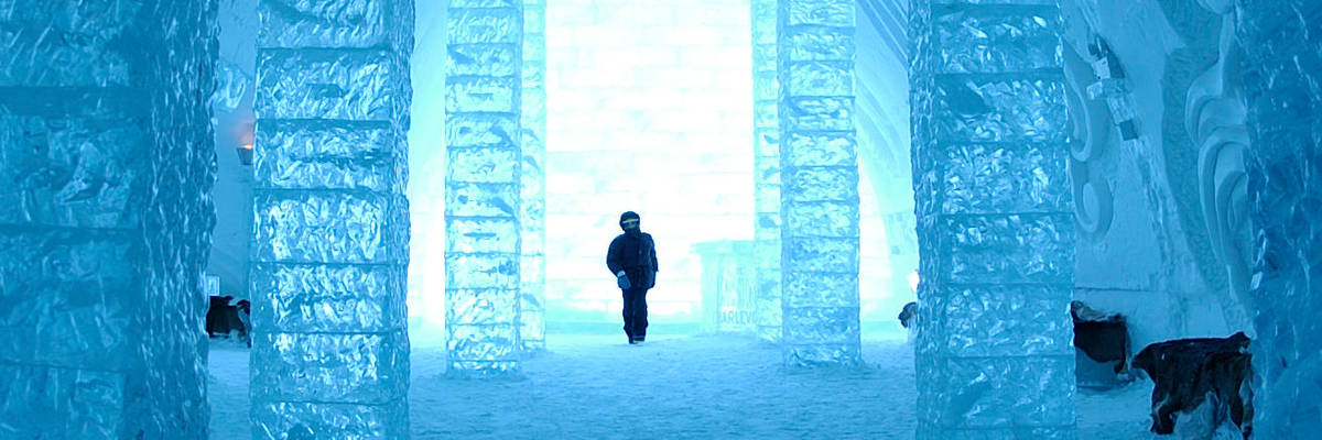 All about the ICEHOTEL