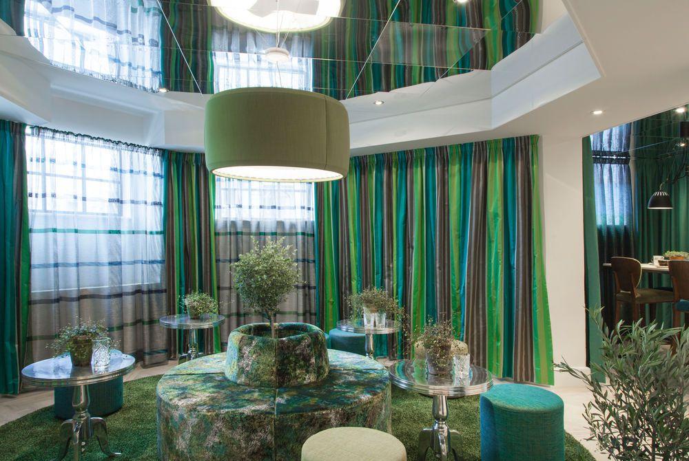 Lobby Lounge, Absalon Hotel, Copenhagen