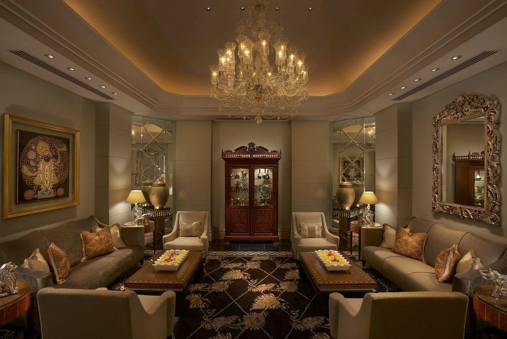 Lobby Lounge, The Leela Palace Udaipur