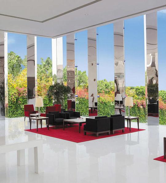 Lobby, Oberoi Gurgaon