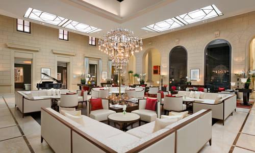 Lobby, Palais Hansen Kempinski