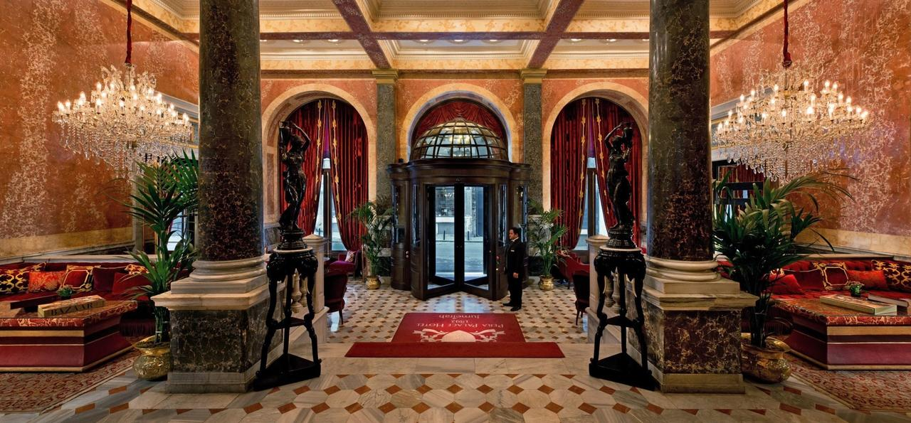 Lobby, Pera Palace