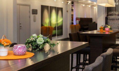 Lobby, Scandic Hotel Alta