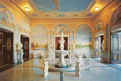 Lobby, Taj Falaknuma Palace, Hyderabad