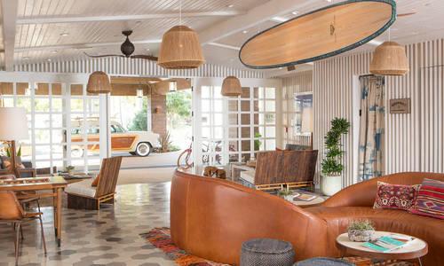 Lobby, Kimpton Goodland, Santa Barbara