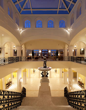 Lobby, The Yeatman, Porto