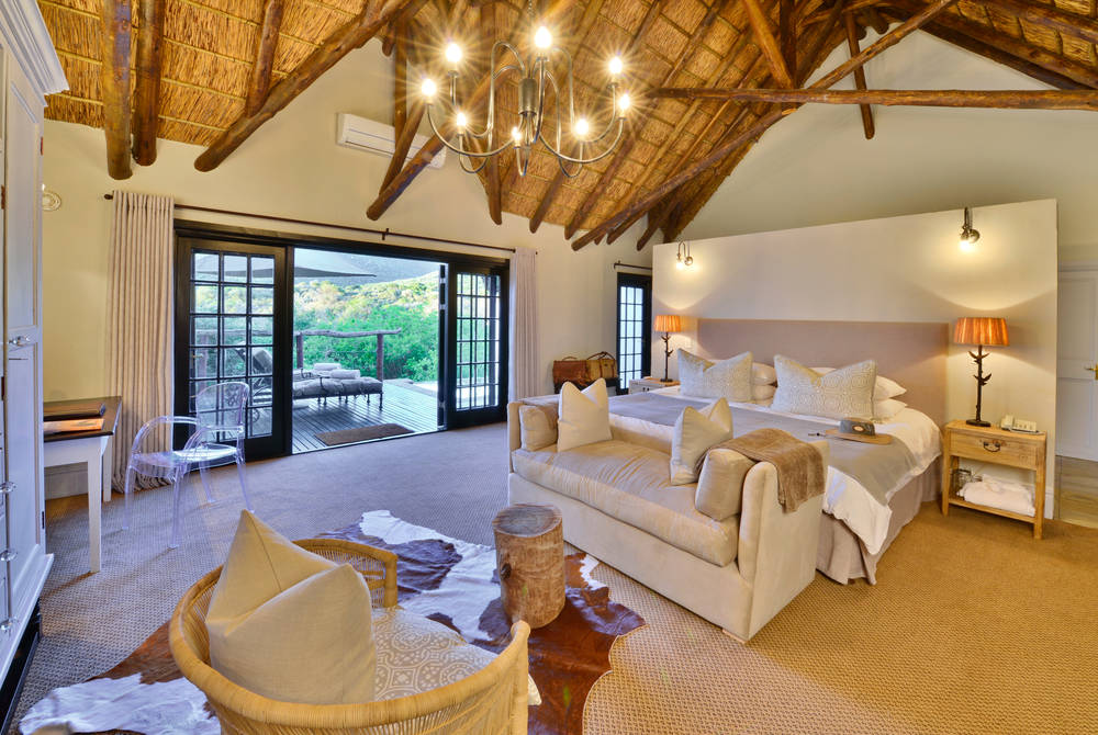 Lobengula Lodge - mini suite