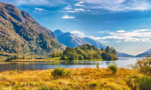 Loch, Scottish Highlands