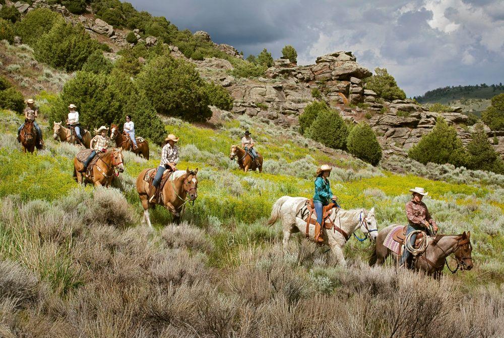 Lodge and Spa at Brush Creek Ranch
