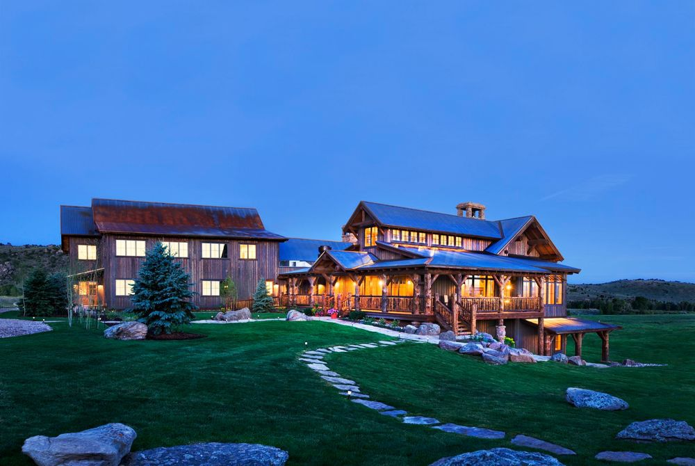 Lodge and Spa at Brush Creek Ranch