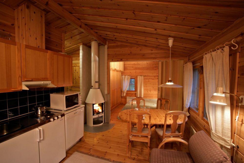 Log Cabin, Hotel Jeris, Muonio, Finland