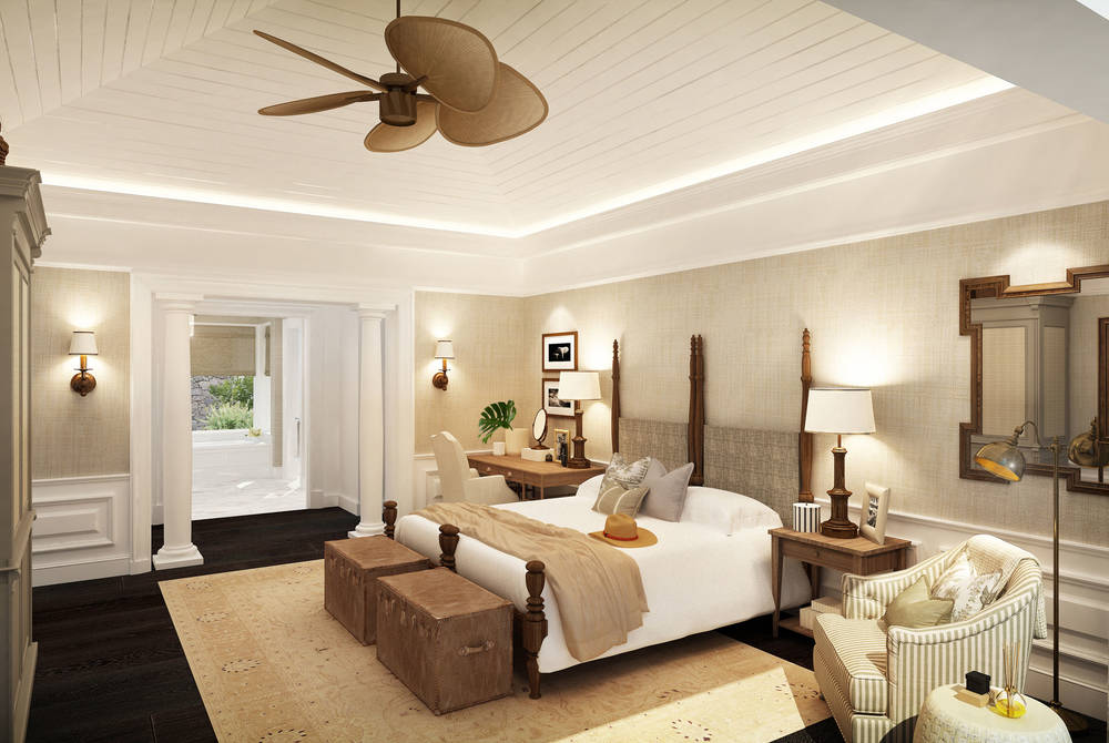 Long Lee Manor - luxury room