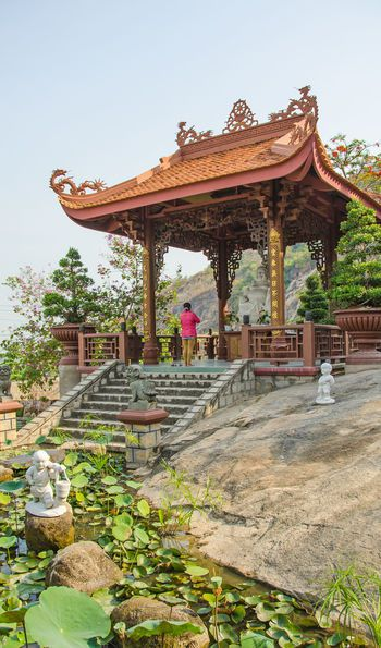 Long Son Pagoda, Sam Mountain Temple, Vietnam
