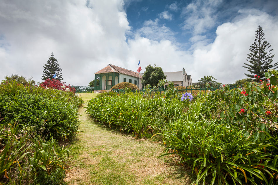 Longwood House, St Helena - Napoleon Bonaparte's home in exile
