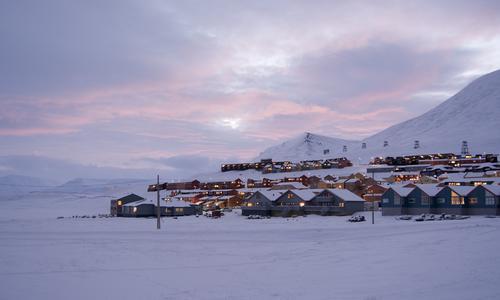 Picture of Longyearbyen to Tromsø