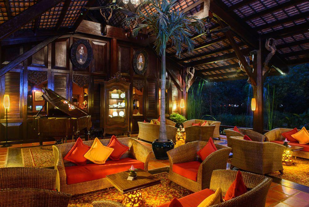 Lounge, Angkor Village, Cambodia