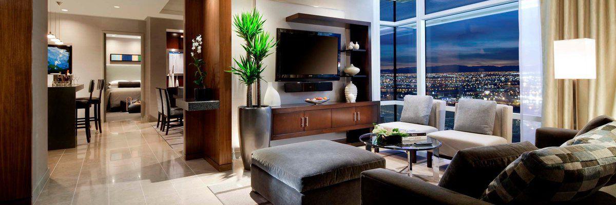 Lounge, Aria Resort and Casino