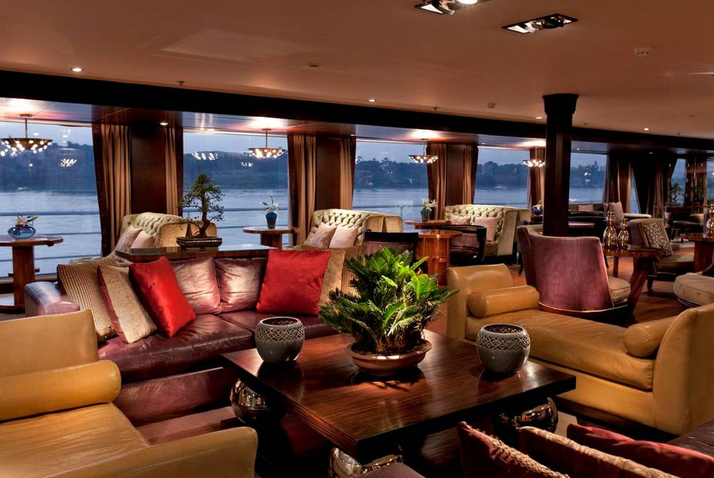 Lounge Bar, Sun Boat IV