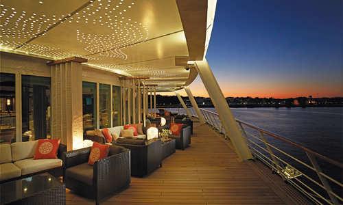 Lounge Deck, Seven Seas Voyager, Regent Seven Seas