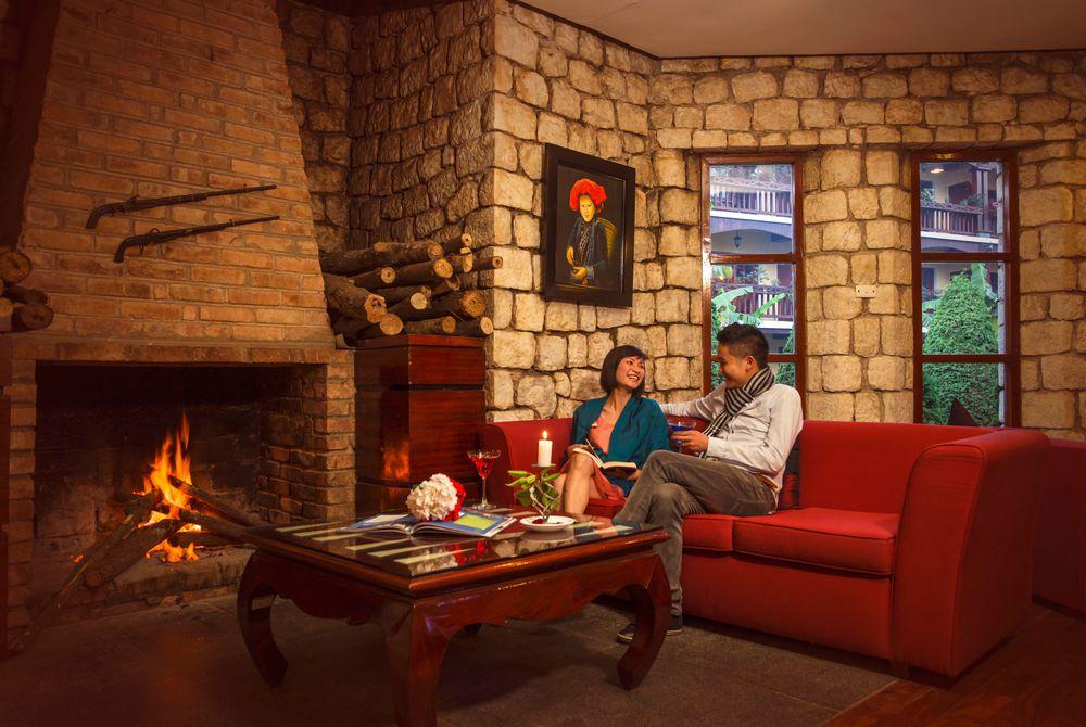 Lounge, Victoria Sapa Resort & Spa, Lao Cai Province