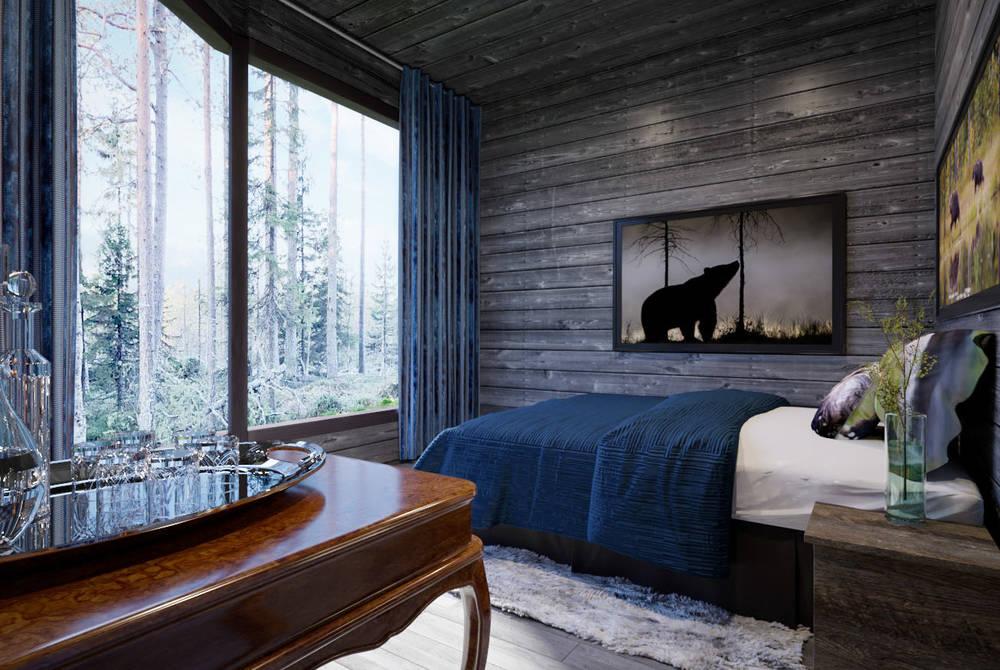 Luxury Bear Hide