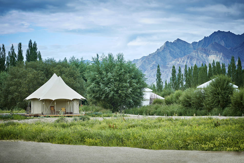 Chamba Camp Luxury Suite
