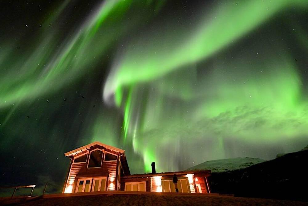 Northern Lights, Lyngen Lodge